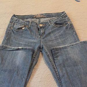 Premiere Curvy Boot cut Jeans